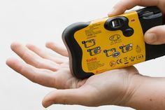 20 awesome and unexpected ways to use a disposable camera