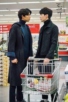 Lee Dong Wook Goblin, Goblin Gong Yoo, Goblin The Lonely And Great God, Lee Dong Wook Wallpaper, Goblin Korean Drama, Goong Yoo, Kwon Hyuk, Yoo Gong, Kim Go Eun