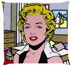 This HD wallpaper is about Marilyn Monroe cartoon character, vintage, Roy Lichtenstein, pop art, Original wallpaper dimensions is file size is Roy Lichtenstein Pop Art, Andy Warhol, Gravure Illustration, Pop Art Illustration, Jasper Johns, Arte Pop, Pop Art Drawing, Art Drawings, Drawing Ideas