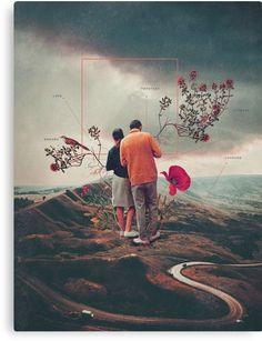 Chances & Changes Framed Art Print by Frank Moth - Vector Black - Surreal Collage, Surreal Art, Collage Art, Framed Art Prints, Poster Prints, Canvas Prints, Vaporwave Art, Photoshop, Paul Klee