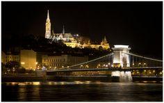 St Matthius and Chain Bridge, Budapest | Flickr - Photo Sharing!
