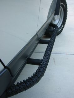 Knobby Bicycle Tire for Traction
