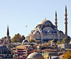Europe's most-visited tourist attractions: No. 20 Sultanahmet Camii (Blue Mosque), Istanbul, Turkey
