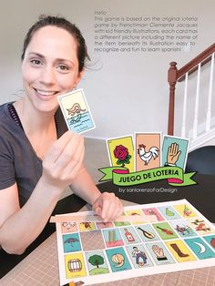 Stay at home and do fun things with the family! Make a family game night! Print at home this lotería game and have a blast! Bingo Games, Fun Games, Photo Frame Display, Loteria Cards, Playroom Wall Decor, Family Game Night, Quality Time, Watercolor Print, Printing Services
