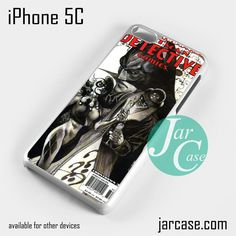 Batman DC Comic Cover 10 Phone case for iPhone 5C and other iPhone devices