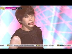 VIXX - hyde, 빅스 - 하이드, Music core 2013615 - YouTube
