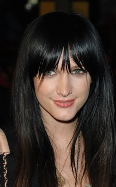 0ddba86e00 Image detail for -Celebrities  Blunt Bangs…