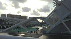 Ciudad de las Artes. Valencia