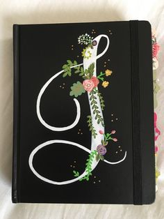 Hand painted journaling bible