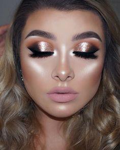 "19.4 k likerklikk, 270 kommentarer – Jessica-Rose Silicz (@jessicarose_makeup) på Instagram: ""My makeup look for the @benefitcosmeticsuk dinner and sleepover  That @amrezy Glow ✨✨✨✨ Shall I…"""