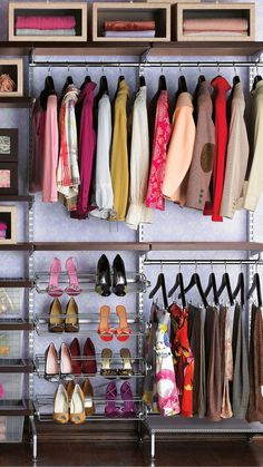 Secrets to a perfectly organized bedroom