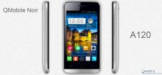 'Qmobile noir A120', For detail visit: http://mobile.shineoflife.com/qmobile-noir-a120.html #mobile #smartphone #news #updates #latest #android #qmobile #qmobilenoira120