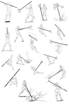 Body Kun amp Body Chan Manga Figuren z. Figure Drawing Reference, Animation Reference, Anatomy Reference, Art Reference Poses, Design Reference, Figure Drawings, Gesture Drawing, Anatomy Drawing, Drawing Base
