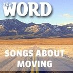 Americans are obsessed with moving. It is in the end the thing that makes them different from us Europeans. You could fill a hundred playlists with great American songs about wanting to move, having to move, regretting having moved, moving back, dreaming about moving etc etc. This is just one