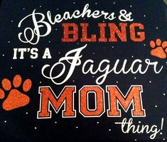 Items similar to ORIGINAL DESIGN Rhinestone Accented Bleachers and Bling Shirt, Cheer Mom, Football Mom, Baseball Mom, Team Shirts by The Walnut Street House on Etsy