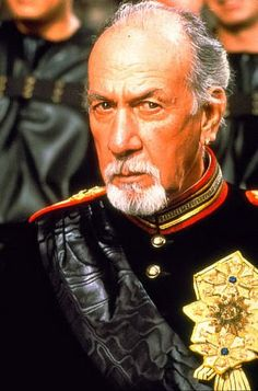Dune Movie 1984 | Shaddam IV, as portrayed by José Ferrer in the 1984 Dune movie