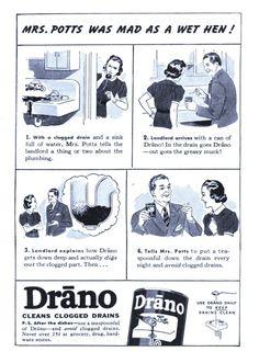 Drano - 19390400 The American Home