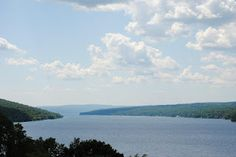 Keuka Lake, Finger Lakes