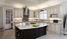 granite kitchen tile
