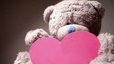teddy bear Valentine's.. I love this!