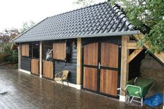 Simple stable block... OH MY!!! LOVE LOVE LOVE!!!!!!