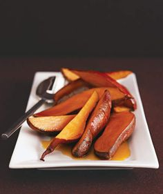 Vanilla Sweet Potatoes | With these sides, even a dietary restriction like gluten-intolerance won't put a damper on your meal.  In fact, your gluten-loving guests may never know the difference.