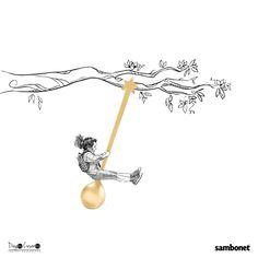 Love is a Swing Discover @sambonet  #sambonet #sambonetsmile #freeyourdesign