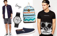 UNiDAYS guys fashion