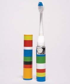 Dental hygiene on the go is so much more fun with a cool travel toothbrush!