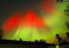 finland aurora borealis