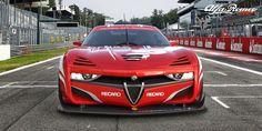 Alfa Romeo Montreal nella lista delle 10 Most Wanted  Ecco come potrebbe essere … Poche automobili evocano passione come Alfa Romeo, quindi è non una sorpresa sapere che una Alfa di rango come la Montreal è tra le dieci più ricercate.  L'Alfa Romeo Montreal fu presentata la prima volta in forma di concept all'Expo 67 a Mo...