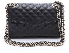 Great alternative to those that can't afford Chanel...like me ;-P Rebecca Minkoff Quilted Mini Affair Bag on shopstyle.com