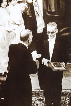 Ivo Andrić, 1961 Nobel Prize in Literature . http://wiki.royalfamily.ba/wiki/Bosnia
