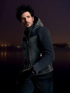 Andres Velencoso Segura Dons Elegant Styles for Corneliani Fall/Winter 2014 Look Book image avs corneliani013