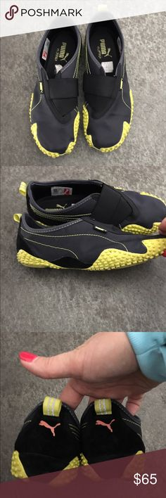 Unique Puma sneakers Size 8 to bad doesn t fit me  ((( 2559a5b32
