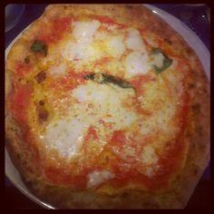 Best #pizza in Paris ! #oscia