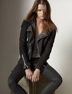 WOMENS HALLE SUPER SKINNY VIXEN JEAN #TRholiday13