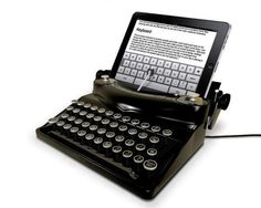 ¿Que os parece este tipo de #tecnologia #vintage?