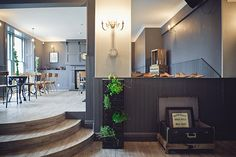 The Fountain, Edinburgh, Bar Design Retail Design, Edinburgh, Fountain, Conference Room, Restaurant, Interiors, Bar, Places, Table