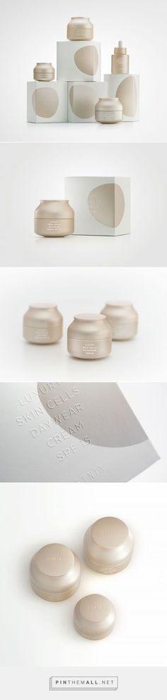 Luxury Skin Cells — The Dieline - Branding & Packaging - created via http://pinthemall.net - Luxury Beauty - http://amzn.to/2hZFa13