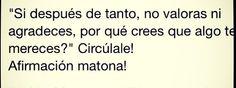 Cesar lozano #frasesmatonas