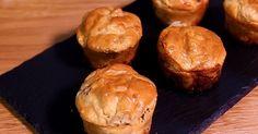 muffins à la bûchettede chèvre et au miel est pile ce qu'il vous faut.Succombez à sa gourmandise et à so...