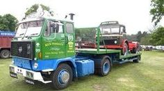 Volvo F88 and F86