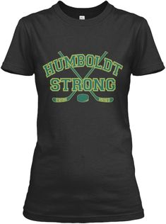 Buy and support the Humboldt Broncos Junior hockey team's families and community. What happened during the late afternoon of April 6 has shaken Canada to its core: 15 dead and 14 injured when a tractor-trailer collided with the junior hockey team's bus. #humboldtstrong Proceeds will be donated to the Humboldt Broncos community. Available Products: