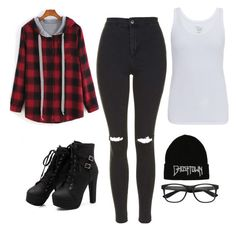 """""""Nerd yet?"""" by nitori-the-thuglyfe ❤ liked on Polyvore featuring Majestic and Topshop"""