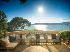 "On the Market at 'Sotheby's International Realty'-9/12   Romance on The French Riviera !! The former home of F. Scott Fitzgerald's ""fab' villa, in the sought after location of the Cap d'Antibes. A truly luxurious waterfront property with beach and incredible view ! It includes a wine cellar and a bar with discotheque.  Since I am an international agent, I connect with the very best properites and agents around the world. If France is calling...   www.rosanneallen-hewlett.com"