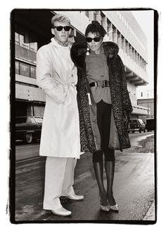 Couple, NYC | ph. Amy Arbus