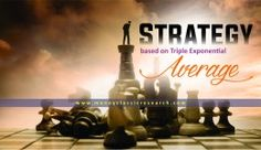 Strategy based on Triple Exponential Average