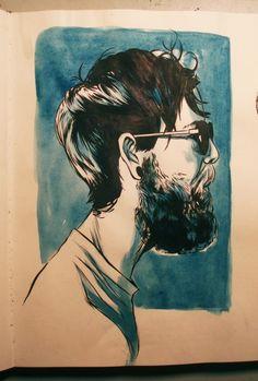 Joel Benjamin Illustration