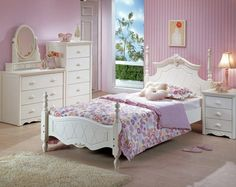 Kinderbett für Mädchen - Schön, funktinal oder modern soll es sein?